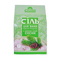 """Соль для ванн с эфирным маслом """"Сосна"""" Желана 500 г"""