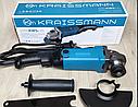 Болгарка Kraissmann 1050-KWS-125, фото 3