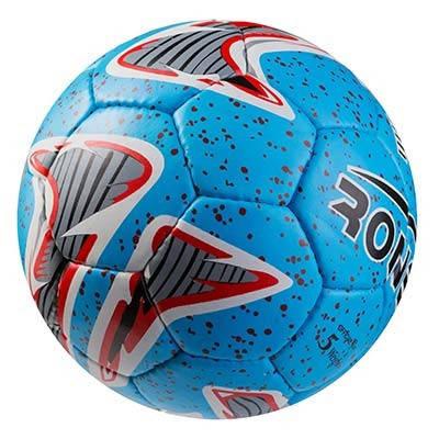 Мяч футбольный Grippy Ronex PM-62, голубой, фото 2