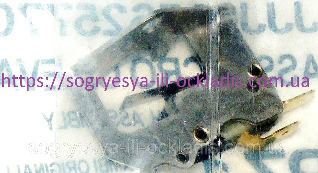 Микропереключатель два контакта с держателем (ф у, EU) котлов газовых Baxi Western, арт. 5625770, к.з. 0068/3