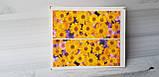 Водные наклейки для ногтей,цветы наклейки для маникюра цветные,слайдер наклейки, фото 2