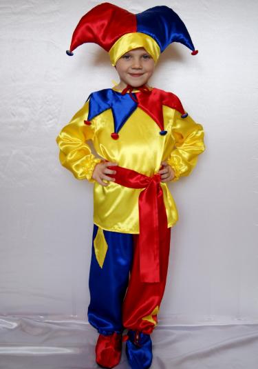 Карнавальний костюм Арлекін