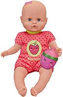 Кукла Nenuco Ненуко с погремушкой и розовой пижамой, для детей от 1 года Famosa (700014920), фото 1