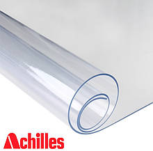 "Гибкое стекло (пленка) ПВХ 500мкм Япония ""Achilles"" 1.37м. Прозрачная пвх пленка"