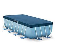 Тент на бассейн Intex 450*220 см