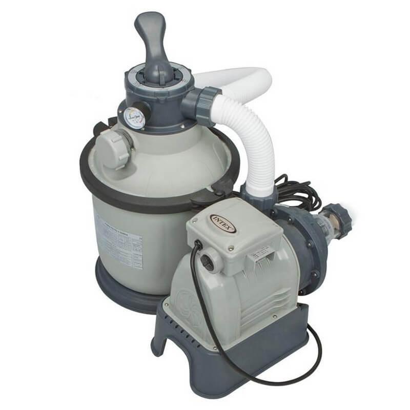 Пісочний фільтр Intex 4000 л/год
