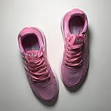 Женские кроссовки Adidas ZX 500 RM Pink, женские кроссовки адидас зх 500, фото 3