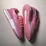 Женские кроссовки Adidas ZX 500 RM Pink, женские кроссовки адидас зх 500, фото 4