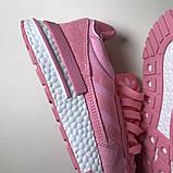 Женские кроссовки Adidas ZX 500 RM Pink, женские кроссовки адидас зх 500, фото 2