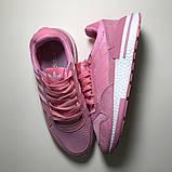 Женские кроссовки Adidas ZX 500 RM Pink, женские кроссовки адидас зх 500, фото 5