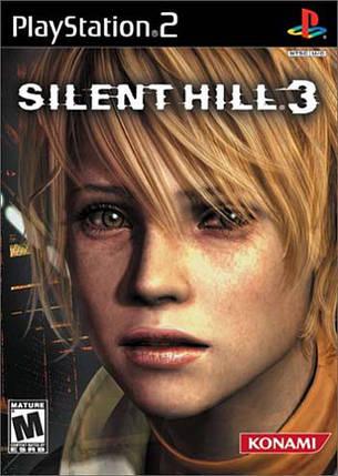 Игра для игровой консоли PlayStation 2, Silent Hill 3, фото 2