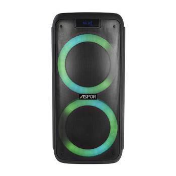 Мощная Bluetooth колонка для вечеринки Aspor PARTY SPEAKER A668
