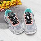 Женские летние кроссовки с принтованной подошвой OB6365, фото 5