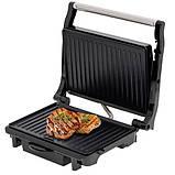 Электрический гриль panini тостер 2100W Camy Cr 3044, фото 7