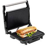 Электрический гриль panini тостер 2100W Camy Cr 3044, фото 6