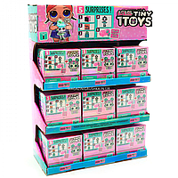 Игровой набор-сюрприз L.O.L Surprise! Tiny Toys Крошки (565796), фото 1