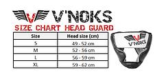 Боксерский шлем V`Noks Aria White L, фото 3