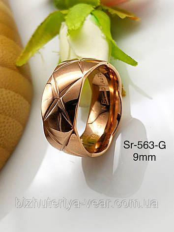 КОЛЬЦО ST.STEEL  Sr-563(6,7,8,9), фото 2
