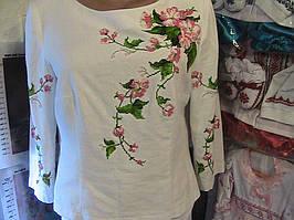 Сорочка жіноча вишита (блузка)