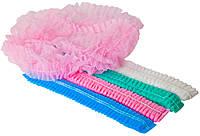 Одноразовые шапочки Розовые 1шт
