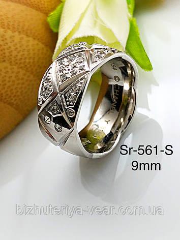 КОЛЬЦО ST.STEEL  Sr-561(6,7,8,9), фото 2