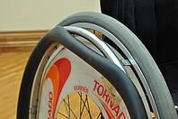 Накладки на обруч инвалидных колясок для тетраплегиков