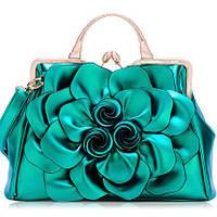 Женская сумка цветок розы яркие расцветки 14 цветов, фото 1