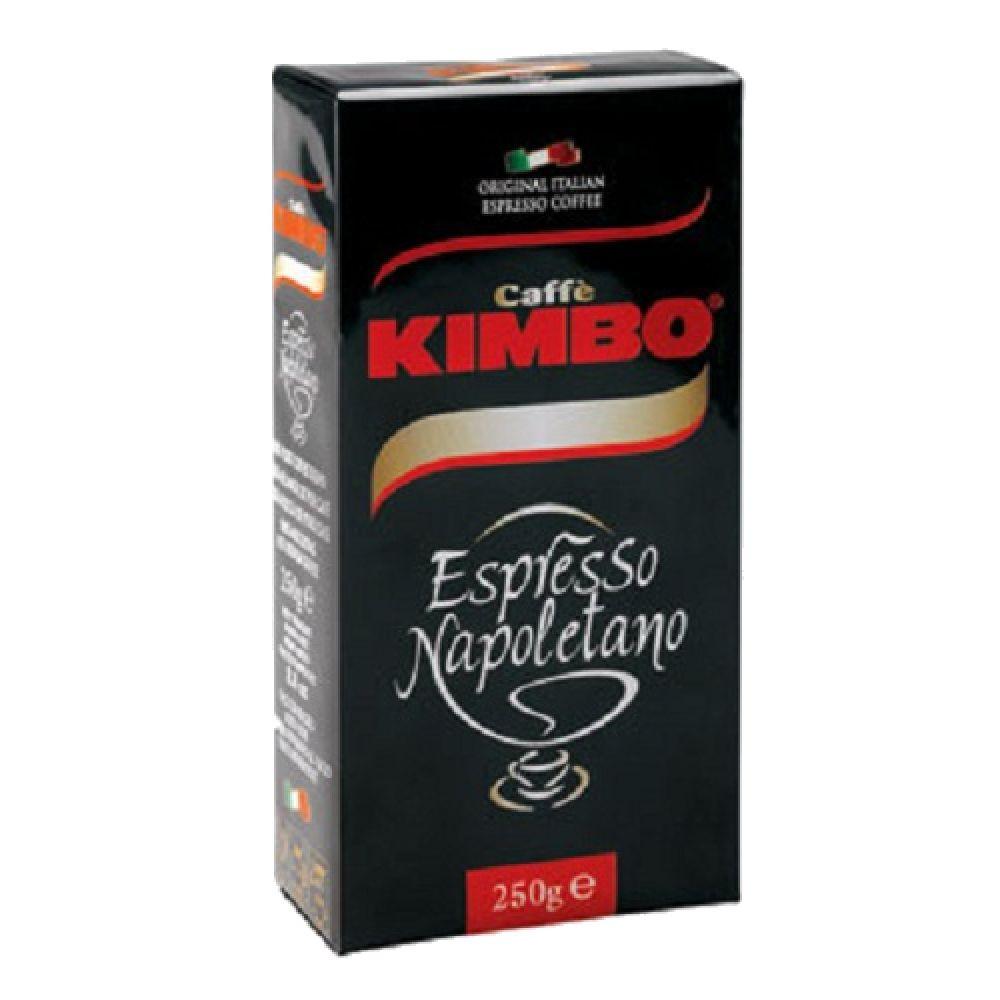 Кофе молотый KIMBO Espresso Napoletano 250г.