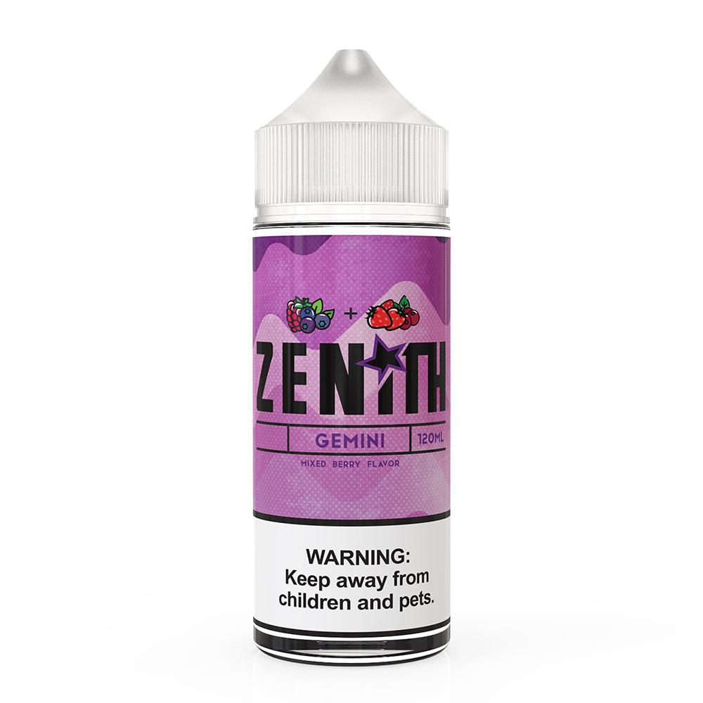 Жидкость Zenith Gemini 0 мг 120 мл