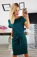 """Платье """"Floret"""" green"""