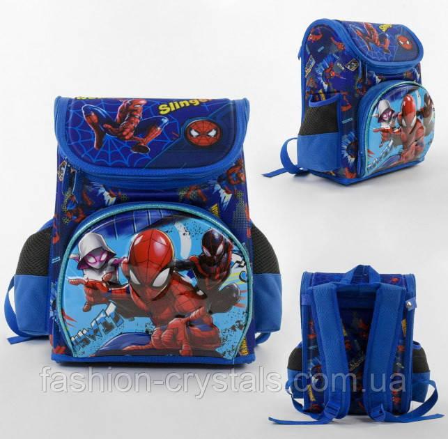 Школьный рюкзак 3D spider man 4355