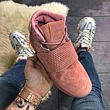 Женские кроссовки Adidas Tubular Invader Full Pink, женские кроссовки адидас тубулар инвайдер, фото 3