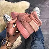 Женские кроссовки Adidas Tubular Invader Full Pink, женские кроссовки адидас тубулар инвайдер, фото 7