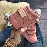 Женские кроссовки Adidas Tubular Invader Full Pink, женские кроссовки адидас тубулар инвайдер, фото 6