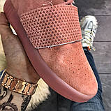 Женские кроссовки Adidas Tubular Invader Full Pink, женские кроссовки адидас тубулар инвайдер, фото 5