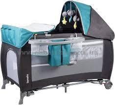 Детские кроватки и манежи
