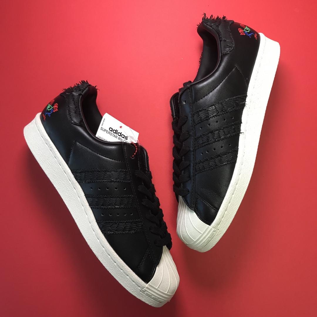 Кроссовки Adidas Superstar Black White, кроссовки адидас суперстар