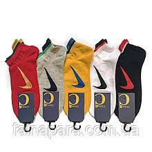 Мужские спортивные короткие носки Nike