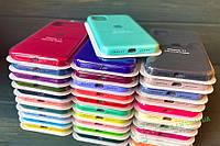 Силиконовый чехол Silicone Case Full IPhone 11/11 Pro/11 Pro Max с закрытым низом