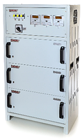 Стабилизатор напряжения симисторный ННСТ Normic 3×11 кВт 50 А, фото 1