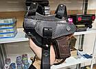 Кобура для ПМ оперативная кожаная, фото 2
