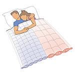 Одеяло LUNA WARM-COLD 160x200 см, фото 4