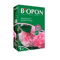 Добриво гранульоване BIOPON для троянд 1 кг