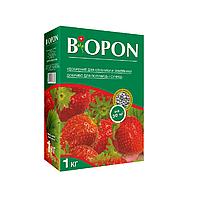 Добриво гранульоване BIOPON для полуниці і суниці 1 кг