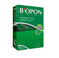 Добриво гранульоване BIOPON для газонів 1 кг