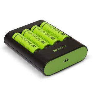 Зарядные устройства, аккумуляторные батарейки