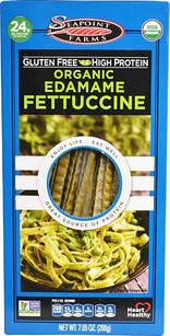 Seapoint Farms органічна локшина з Едамаме багата білком (24 гр) уп. 200 гр.