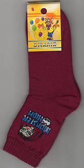 Носки детские х/б махровые Смалий, 20 размер, рисунок 47, 10532