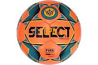 Мяч футзальный Select Tornado FIFA (orange) NEW