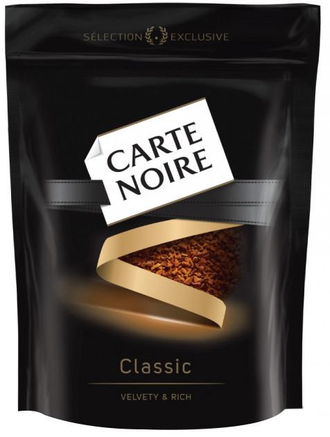Растворимый кофе Carte Noire Classic 140 грамм